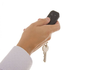 Should Your Children Have Access To Your Garage Door Remote